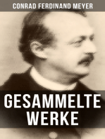 Gesammelte Werke von Conrad Ferdinand Meyer