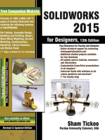 SOLIDWORKS 2015 for Designers