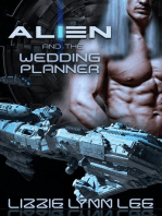 Alien and the Wedding Planner