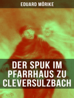 Der Spuk im Pfarrhaus zu Cleversulzbach