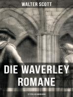 Die Waverley Romane (17 Titel in einem Band)
