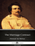 The Marriage Contract by Honoré de Balzac - Delphi Classics (Illustrated)