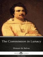 The Commission in Lunacy by Honoré de Balzac - Delphi Classics (Illustrated)