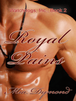 Royal Pains (Watchdogs, Inc., Book 2)