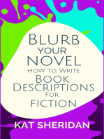 Blurb Your Novel