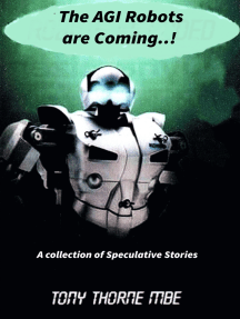 Download The Singularity Is Coming The Artificial Intelligence Explosion By Tony Thorne