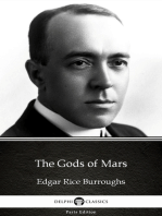 The Gods of Mars by Edgar Rice Burroughs - Delphi Classics (Illustrated)