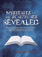 Mysteries of the Scriptures Revealed