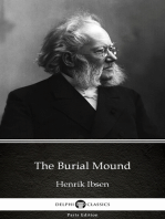 The Burial Mound by Henrik Ibsen - Delphi Classics (Illustrated)