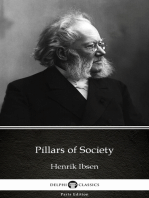 Pillars of Society by Henrik Ibsen - Delphi Classics (Illustrated)
