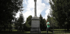 Protesters Want Chicago's Balbo Monument, a Gift From Mussolini, Removed