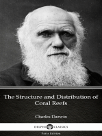 The Structure and Distribution of Coral Reefs by Charles Darwin - Delphi Classics (Illustrated)