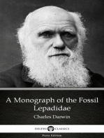 A Monograph of the Fossil Lepadidae by Charles Darwin - Delphi Classics (Illustrated)