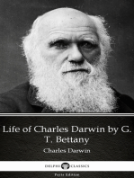 Life of Charles Darwin by G. T. Bettany - Delphi Classics (Illustrated)