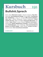 Kursbuch 191