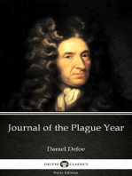 Journal of the Plague Year by Daniel Defoe - Delphi Classics (Illustrated)