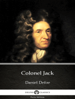 Colonel Jack by Daniel Defoe - Delphi Classics (Illustrated)