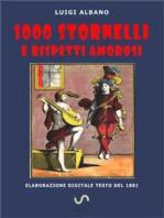 1000 stornelli e Rispetti Amorosi