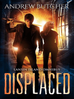 Displaced (Lansin Island Paranormal Mysteries 1-3)