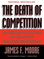 The Death of Competition