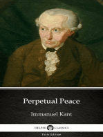 Perpetual Peace by Immanuel Kant - Delphi Classics (Illustrated)