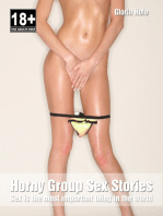 Horny Sex Stories - Groupsex is hot