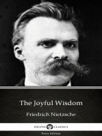 The Joyful Wisdom by Friedrich Nietzsche - Delphi Classics (Illustrated)