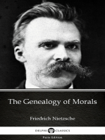 The Genealogy of Morals by Friedrich Nietzsche - Delphi Classics (Illustrated)