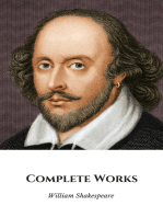 The Complete Works of Shakespeare