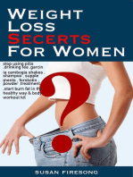 Weight Loss Secrets Fоr Wоmen
