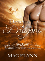 Deserts of the Dragons
