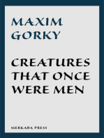 Creatures That Once Were Men