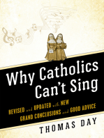 Why Catholics Can't Sing