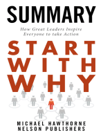 Start with Why Summary
