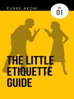 The Little Etiquette Guide -Volume 1