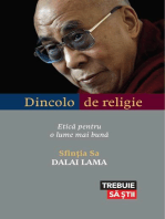 Dincolo de religie. Etică pentru o lume mai bună