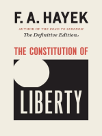 The Constitution of Liberty: The Definitive Edition