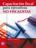 Capacitación fiscal para ejecutivos no fiscalistas 2017