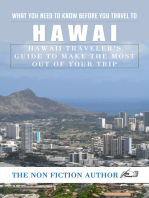What You Need to Know Before You Travel to Hawaii