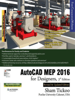 AutoCAD MEP 2016 for Designers