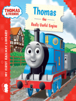Thomas the Really Useful Engine (Thomas & Friends My First Railway Library)
