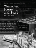 Character, Scene, and Story