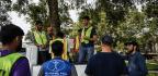 Muslim Volunteers Spend Eid Helping Houston Hurricane Recovery