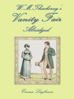 W.M. Thackeray's Vanity Fair, Abridged