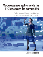 Modelo para el gobierno de las TIC basado en las normas ISO