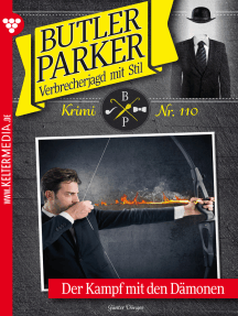 Butler Parker 110 – Kriminalroman: Der Kampf mit den Dämonen