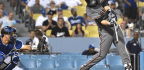 J.D. Martinez Hits 4 Homers as the Diamondbacks Rout the Dodgers, 13-0