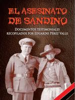 El asesinato de Sandino