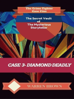The Secret Vault of the Mysterious Storyteller