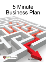 5 Minute Business Plan